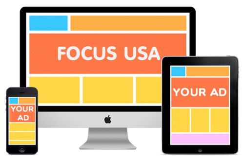 Focus USA Multi-Channel Branding