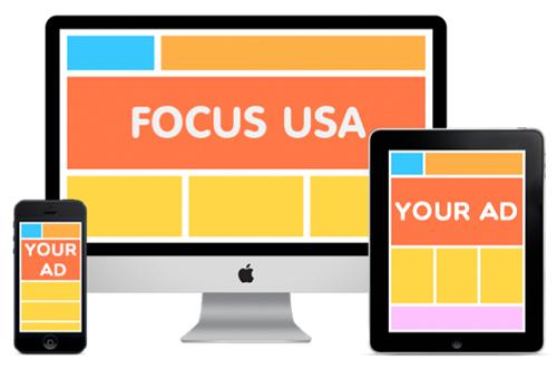 Focus USA Multi-Channel Branding